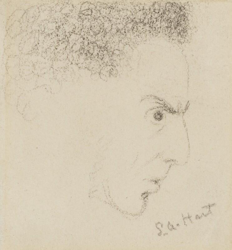 Solomon Alexander Hart, by Charles Hutton Lear, 1845 -NPG 1456(9) - © National Portrait Gallery, London