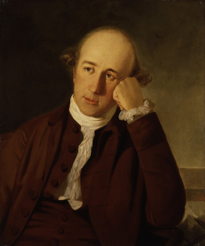 Warren Hastings, by Tilly Kettle, circa 1772 - NPG 81 - © National Portrait Gallery, London
