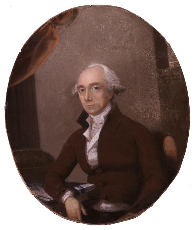 Warren Hastings, by Sir Thomas Lawrence, 1786 - NPG 3823 - © National Portrait Gallery, London