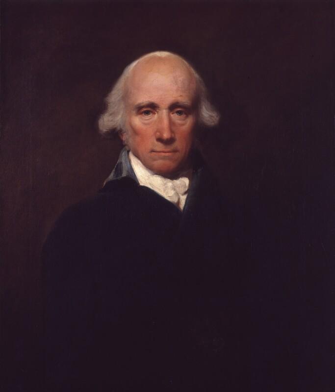 Warren Hastings, by Lemuel Francis Abbott, 1796 - NPG 1845 - © National Portrait Gallery, London