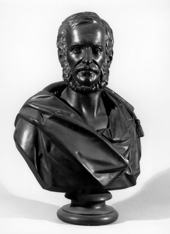 Sir Henry Havelock, Bt, by George Gammon Adams, 1858 -NPG 1204 - © National Portrait Gallery, London