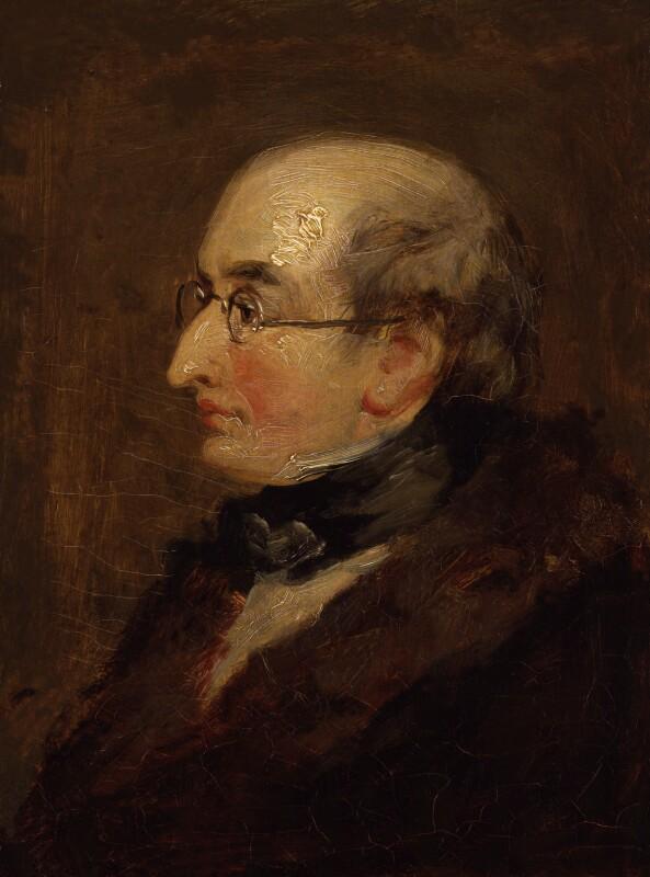 Benjamin Robert Haydon, by Benjamin Robert Haydon, circa 1845 - NPG 268 - © National Portrait Gallery, London