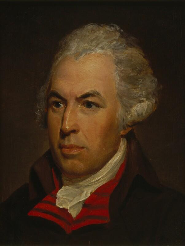 William Hayley, by Henry Howard, circa 1800 - NPG 662 - © National Portrait Gallery, London
