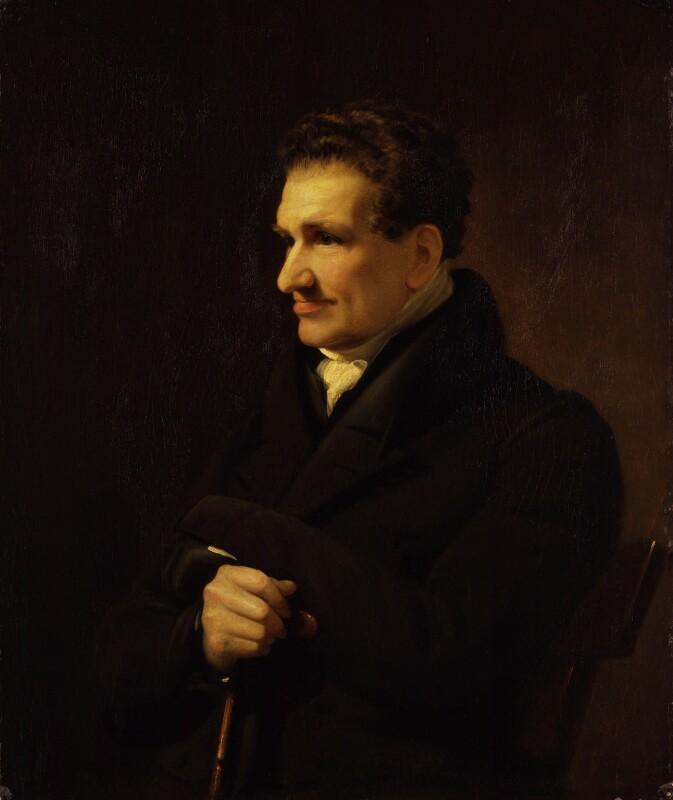James Heath, by James Lonsdale, 1830 - NPG 771 - © National Portrait Gallery, London