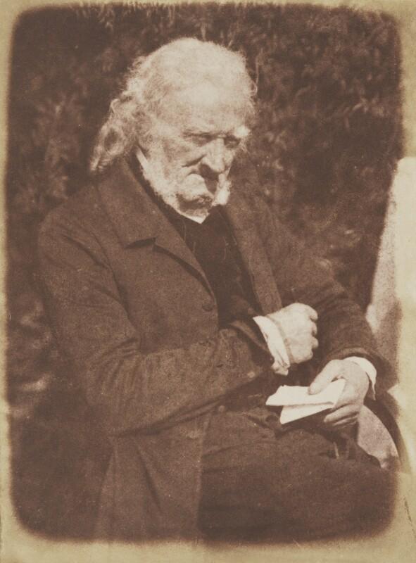 John Henning, by David Octavius Hill, and  Robert Adamson, 1843-1848 - NPG P6(32) - © National Portrait Gallery, London