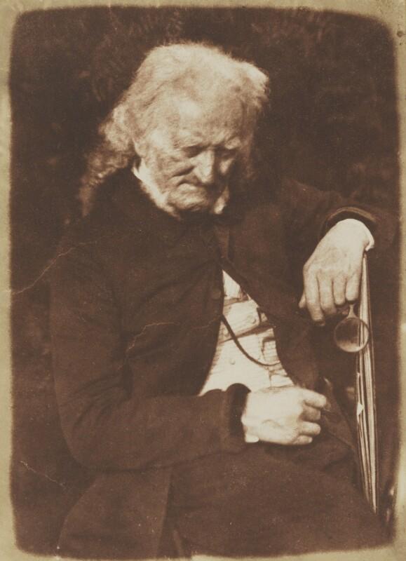 John Henning, by David Octavius Hill, and  Robert Adamson, 1843-1848 - NPG P6(92) - © National Portrait Gallery, London