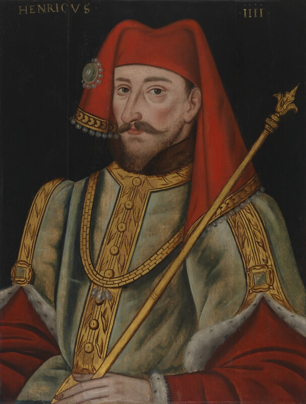 King Henry IV, by Unknown artist, 1597-1618 - NPG 4980(9) - © National Portrait Gallery, London