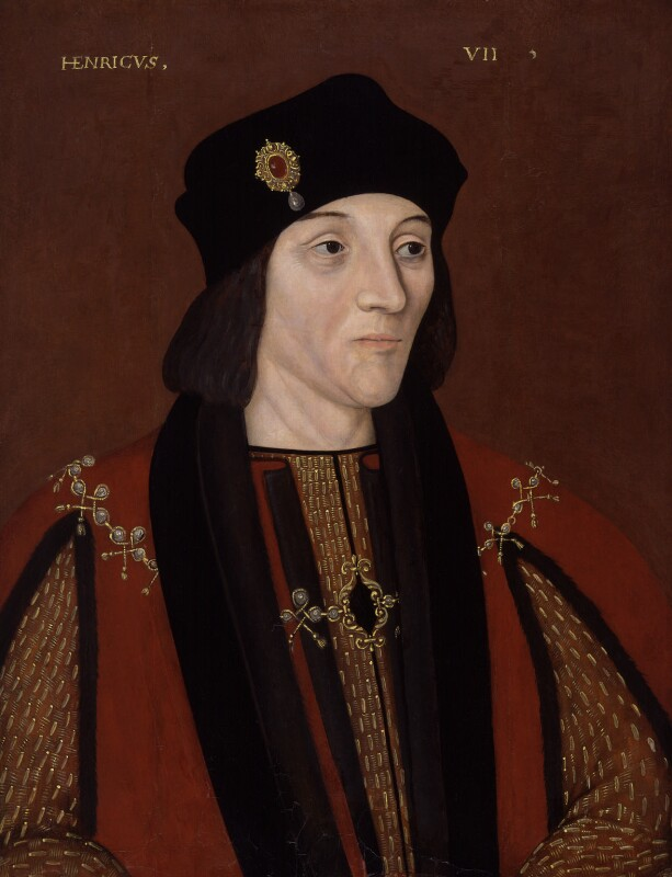 King Henry VII, after Unknown artist, 1597-1618 - NPG 4980(13) - © National Portrait Gallery, London