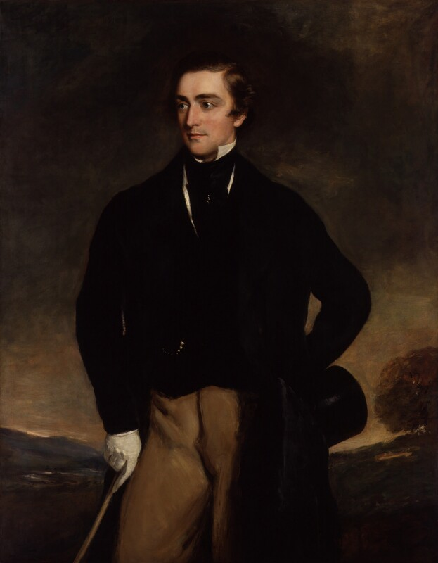 Sidney Herbert, 1st Baron Herbert of Lea, by Sir Francis Grant, 1847 -NPG 1639 - © National Portrait Gallery, London