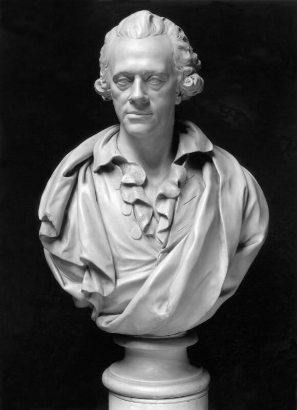 Sir William Herschel, by John Charles Lochée, 1787 -NPG 4055 - © National Portrait Gallery, London
