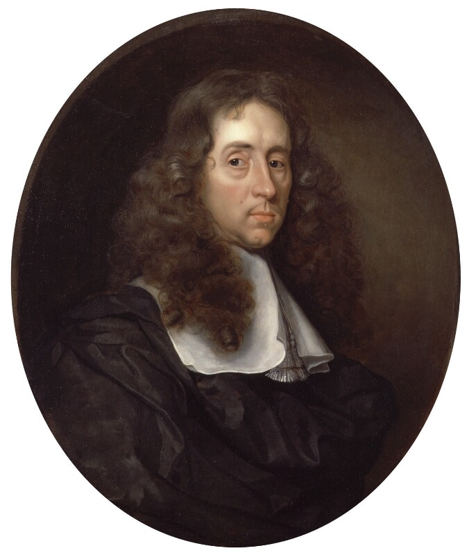 Nathaniel Highmore, by Unknown artist, circa 1660-1665 - NPG 4069 - © National Portrait Gallery, London