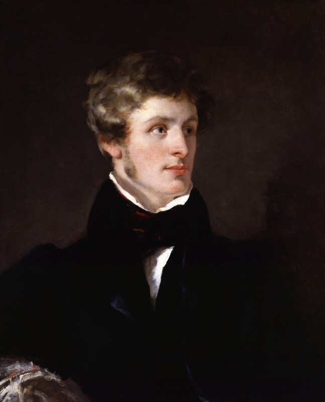 David Octavius Hill, by Robert Scott Lauder, 1829 - NPG 5049 - © National Portrait Gallery, London