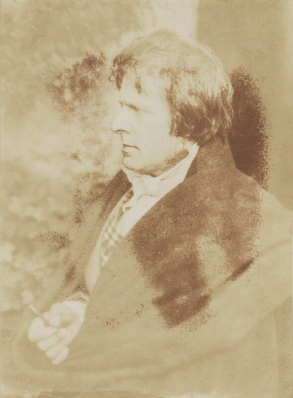David Octavius Hill, by David Octavius Hill, and  Robert Adamson, 1843-1848 - NPG P6(103) - © National Portrait Gallery, London