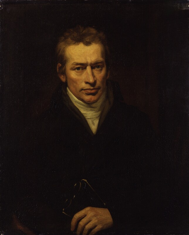 Thomas Holcroft, by John Opie, circa 1804 - NPG 512 - © National Portrait Gallery, London