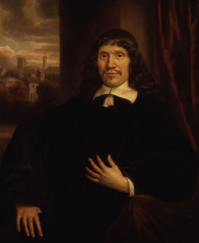 Unknown man, formerly known as Wenceslaus Hollar, by Unknown artist, circa 1650 - NPG 1617 - © National Portrait Gallery, London