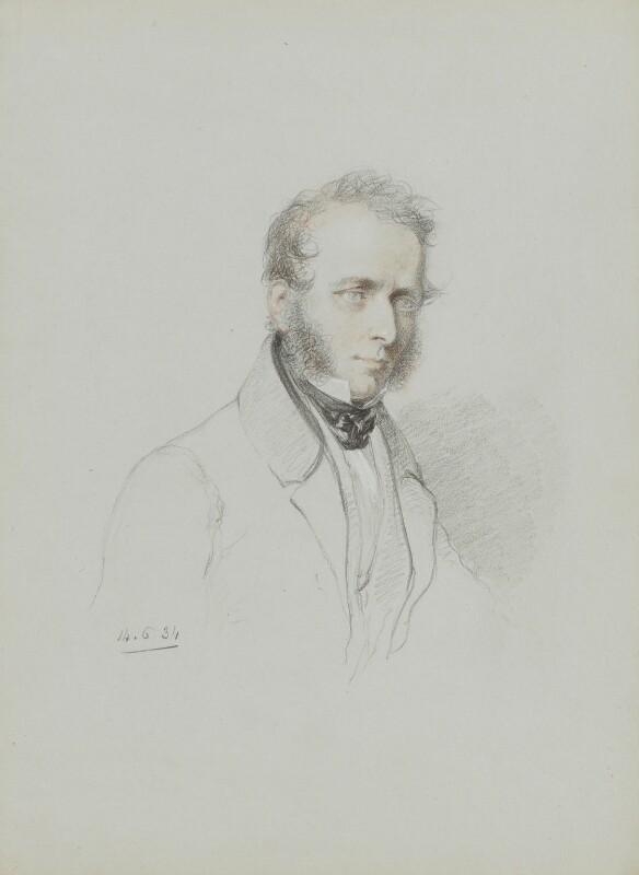James Holman, by William Brockedon, 1834 - NPG 2515(69) - © National Portrait Gallery, London