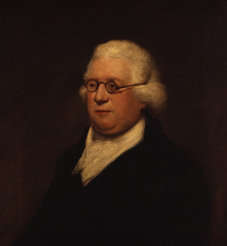 James Hook, by Lemuel Francis Abbott, circa 1800 - NPG 2519 - © National Portrait Gallery, London