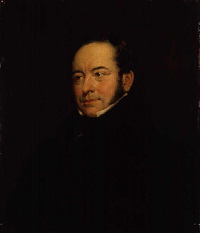 Theodore Edward Hook, by Eden Upton Eddis, engraved 1839 - NPG 37 - © National Portrait Gallery, London
