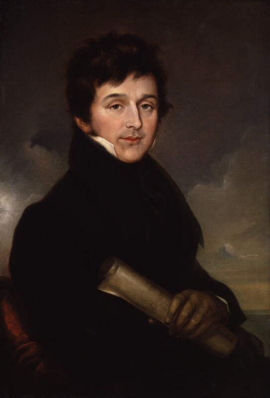 Charles Edward Horn, by Peter Edward Stroehling, probably exhibited 1825 - NPG 5189 - © National Portrait Gallery, London