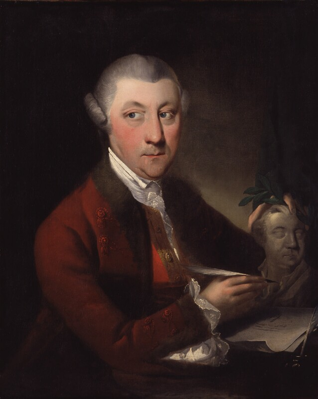 Thomas Hull, by Unknown artist, 1760s - NPG 4625 - © National Portrait Gallery, London