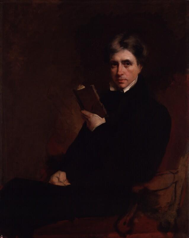 James Henry Leigh Hunt, by Samuel Laurence, circa 1837 - NPG 2508 - © National Portrait Gallery, London