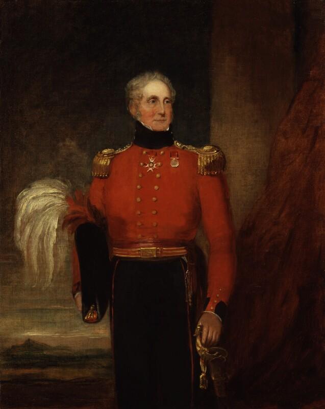 Thomas Hunter-Blair, by William Salter, 1834-1840 - NPG 3698 - © National Portrait Gallery, London