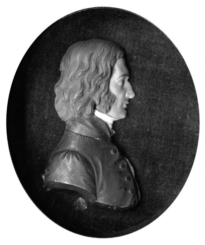 Edward Irving, by Unknown artist, circa 1825 -NPG 1689 - © National Portrait Gallery, London