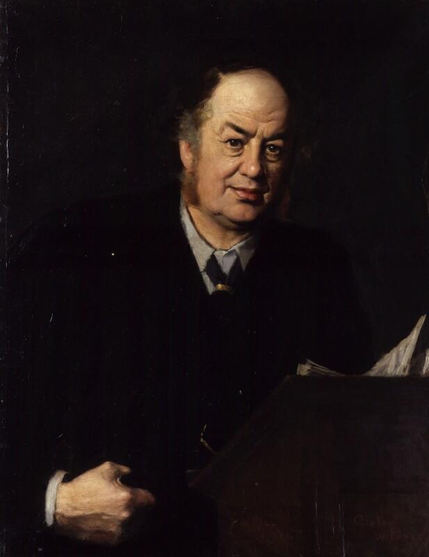 Henry Jackson, by Charles Wellington Furse, 1889 - NPG 5045 - © National Portrait Gallery, London