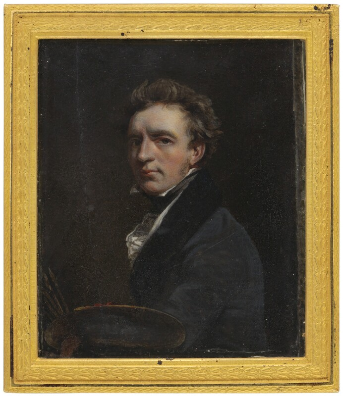 John Jackson, by William Mulready; John Jackson, based on a work of circa 1823 -NPG 6299 - © National Portrait Gallery, London