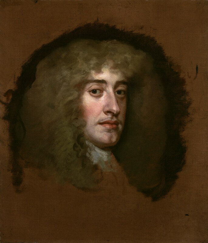 King James II, by Sir Peter Lely, circa 1665-1670 - NPG 5211 - © National Portrait Gallery, London