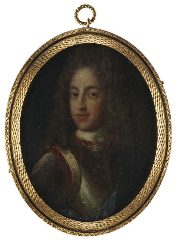 Prince James Francis Edward Stuart, after Alexis Simon Belle, 1712, based on a work of circa 1712 - NPG 273 - © National Portrait Gallery, London