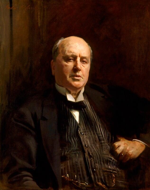 Henry James, by John Singer Sargent, 1913 - NPG 1767 - © National Portrait Gallery, London