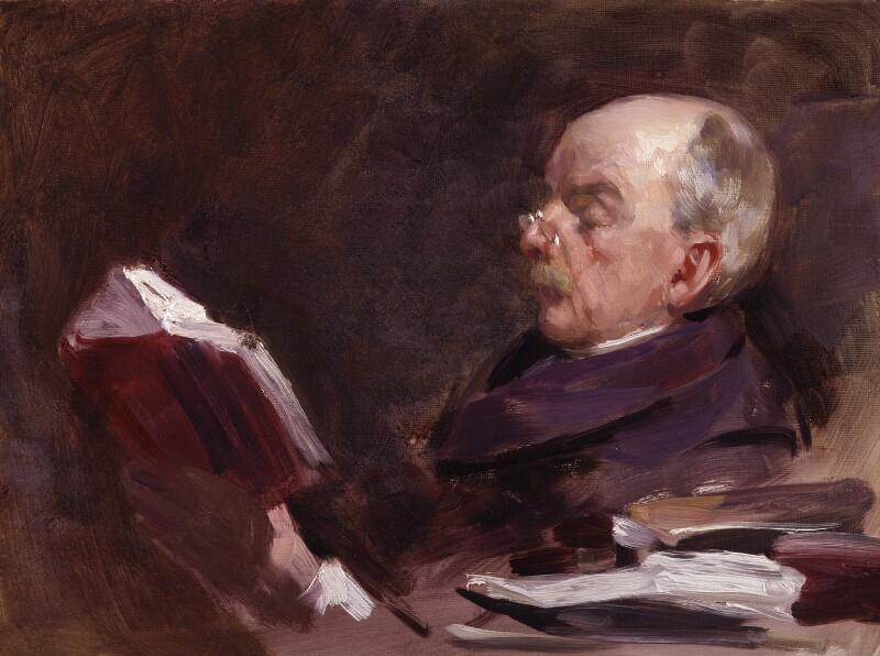 Sir Leander Starr Jameson, 1st Bt, by Middleton Alexander Jameson,  - NPG 2804 - © National Portrait Gallery, London