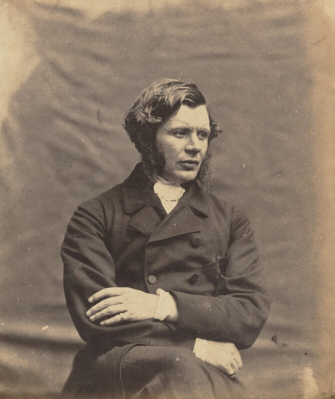 Frederick Pigot Johnson, by Lewis Carroll, Spring 1857 - NPG P7(12) - © National Portrait Gallery, London