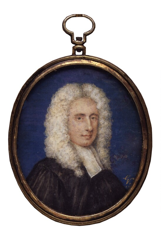 Maurice Johnson, by George Vertue, 1731 - NPG 4684 - © National Portrait Gallery, London