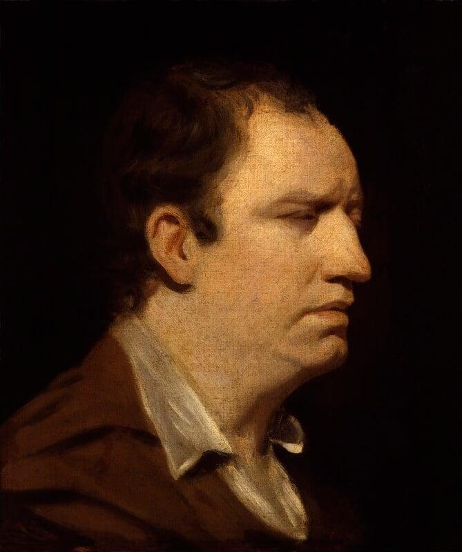 Samuel Johnson, reduced copy after Sir Joshua Reynolds, mid 19th century, based on a work of circa 1769 - NPG 1445 - © National Portrait Gallery, London