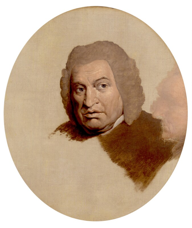 Samuel Johnson, by James Barry, circa 1778-1780 - NPG 1185 - © National Portrait Gallery, London