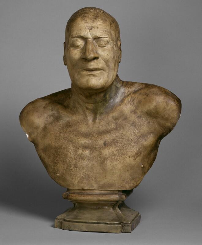 Samuel Johnson, by William Cumberland Cruikshank, and  James Hoskins, 1784 - NPG 4685 - © National Portrait Gallery, London