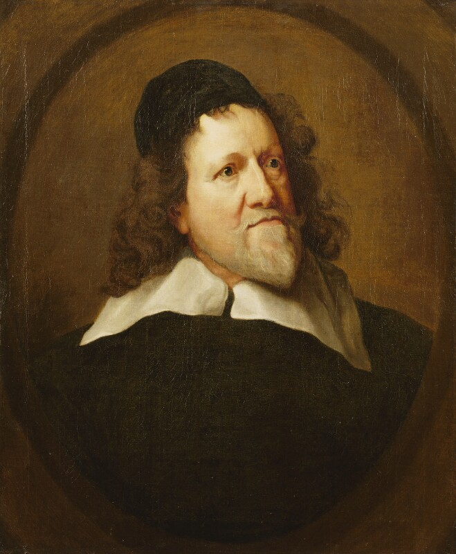 Inigo Jones, after Sir Anthony van Dyck,  - NPG 603 - © National Portrait Gallery, London