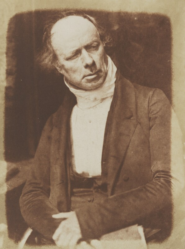 Thomas Henshaw Jones, by David Octavius Hill, and  Robert Adamson, 1843-1848 - NPG P6(73) - © National Portrait Gallery, London
