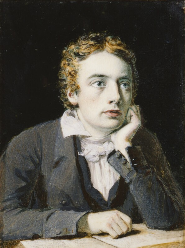 John Keats, by Joseph Severn, 1819 - NPG 1605 - © National Portrait Gallery, London