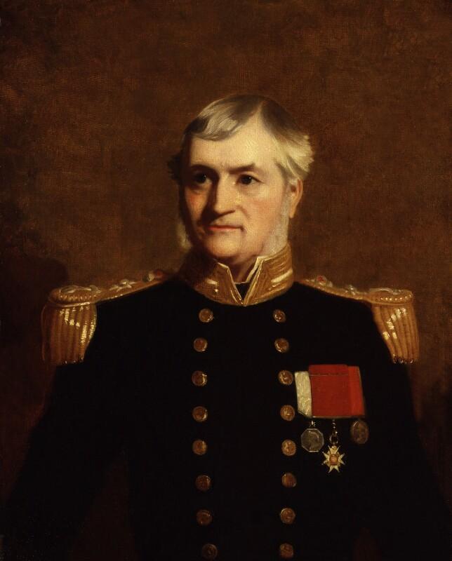 Sir Henry Kellett, by Stephen Pearce, 1850-1886 -NPG 915 - © National Portrait Gallery, London