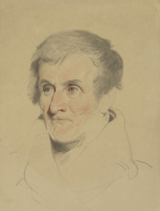 James Kenney, by Samuel Laurence, circa 1845 -NPG 4263 - © National Portrait Gallery, London
