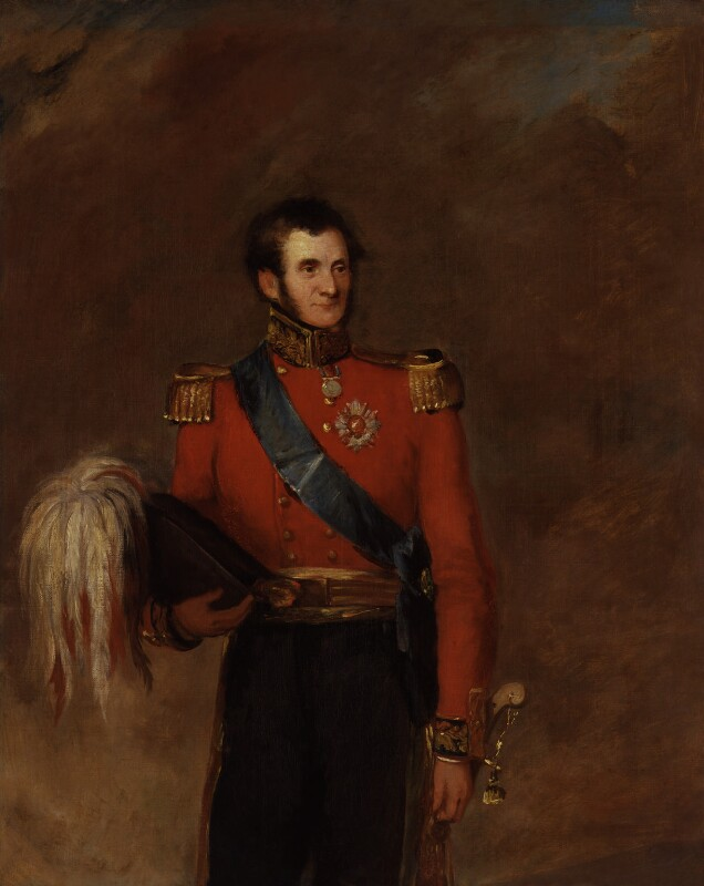 Sir Edward Kerrison, 1st Bt, by William Salter, 1834-1840 -NPG 3729 - © National Portrait Gallery, London