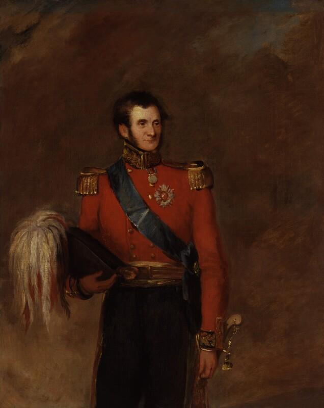 Sir Edward Kerrison, 1st Bt, by William Salter, 1834-1840 - NPG 3729 - © National Portrait Gallery, London