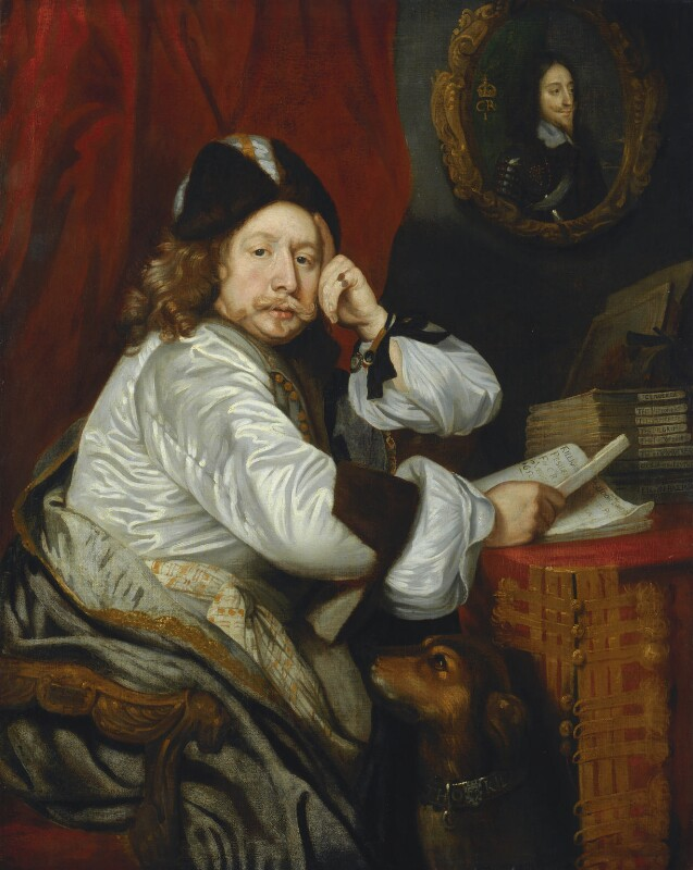 Thomas Killigrew, by William Sheppard, 1650 - NPG 3795 - © National Portrait Gallery, London