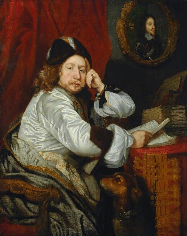 Thomas Killigrew, by William Sheppard, 1650 - NPG 3795 - © National Portrait Gallery, London