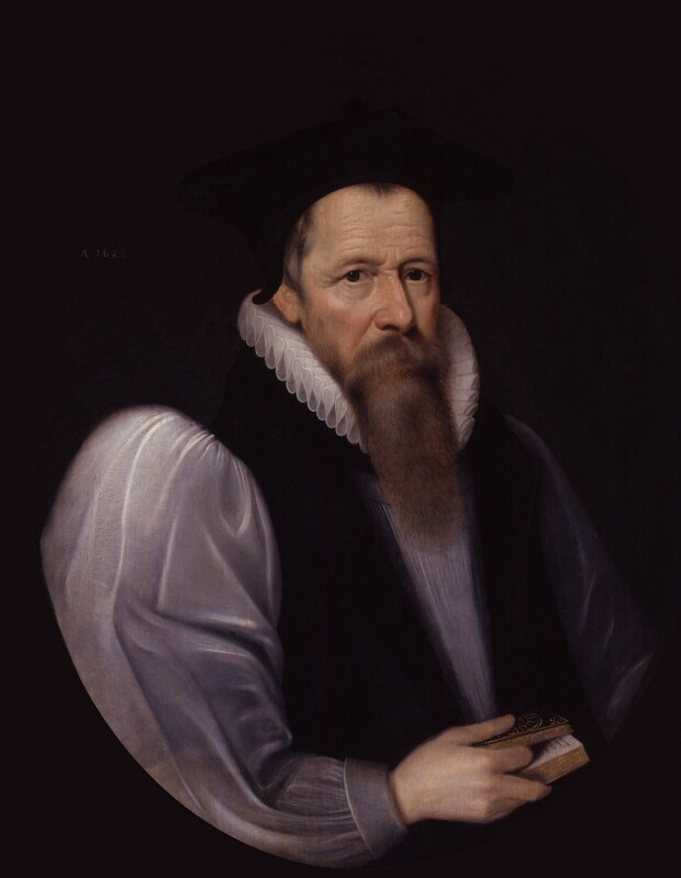 John King, attributed to Nicholas Lockey, 1620 - NPG 657 - © National Portrait Gallery, London