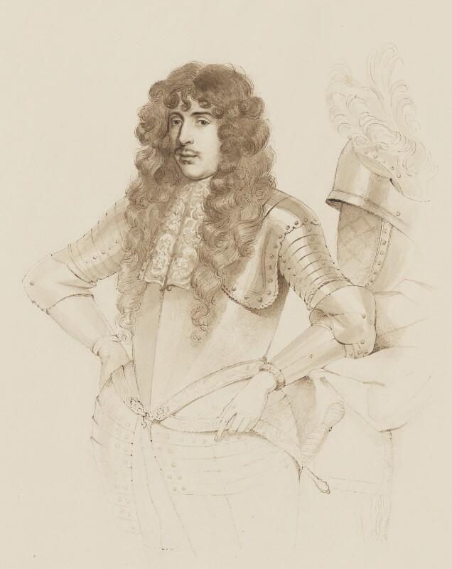 Sir John Knatchbull, 2nd Bt, after Unknown artist,  - NPG 3090(6) - © National Portrait Gallery, London