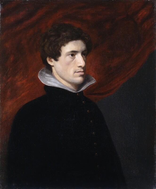 Charles Lamb, by William Hazlitt, 1804 - NPG 507 - © National Portrait Gallery, London